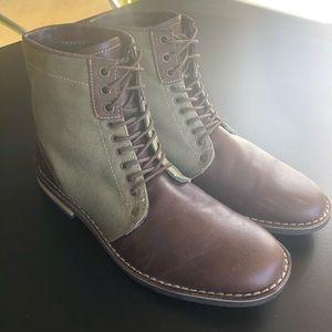Penguin Men's leather boots